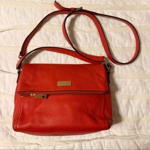 Kate Spade Cobble Hill Red Leather Purse